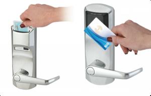 Thẻ khóa từ cảm ứng