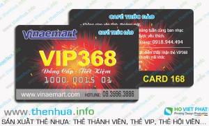 In thẻ nhựa VIP tại thành phố Hồ Chí Minh