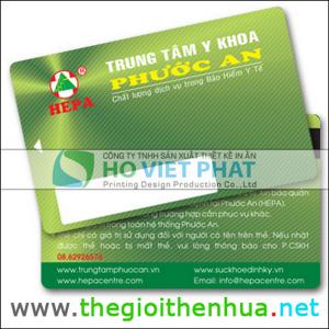 Lựa chọn cơ sở in thẻ nhựa uy tín, chất lượng