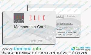 Tư vấn lựa chọn cơ sở sản xuất thẻ hội viên cho các doanh nghiệp
