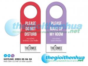 Làm thẻ khóa phòng cho The Homee