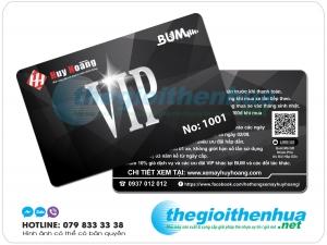 In Mẫu Thẻ VIP